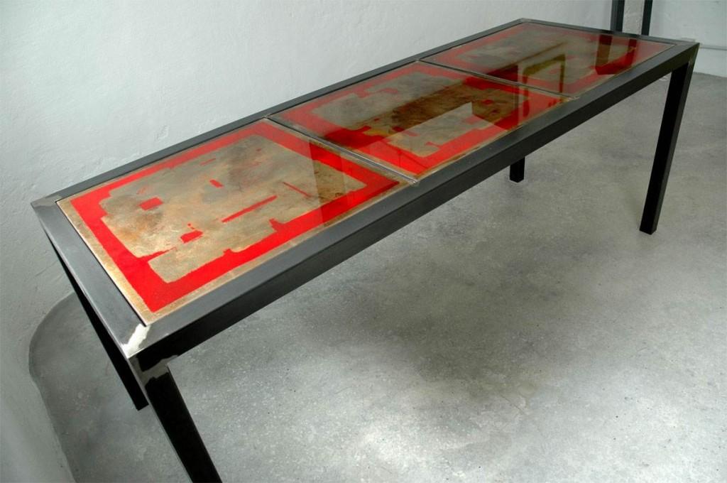 Tavoli mumble mumble - Tavoli in legno e resina ...