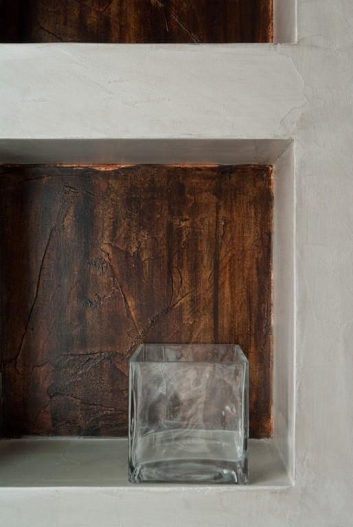 Due bagni e una cucina mumble mumble for Nicchie nelle pareti