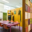 Ufficio e spazio creativo.