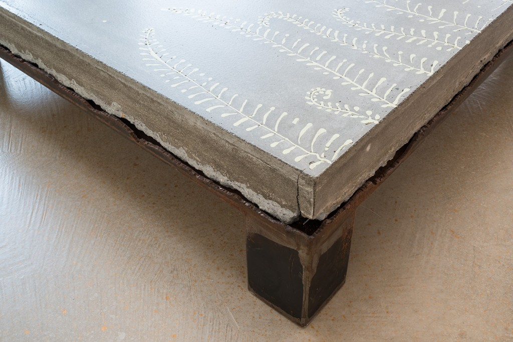 Stunning tavoli in cemento gallery for Table 70x70 conforama